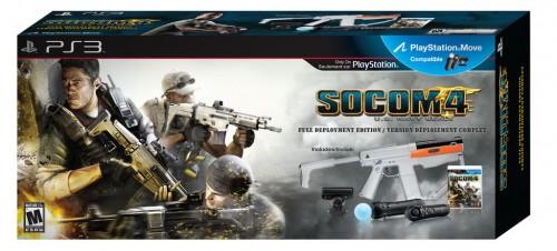 Pack Socom4 Sharp-shooter