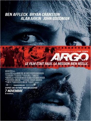 Argo affiche
