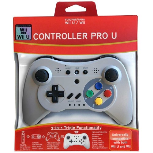 Interworks Unlimited Controller Pro U