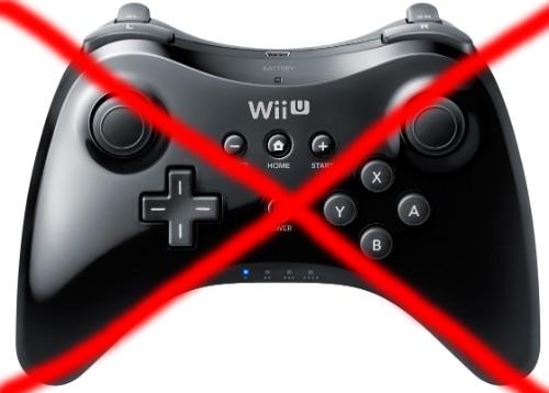 Wii U pro