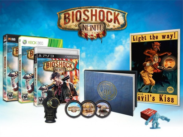 Bioshock Infinite collector