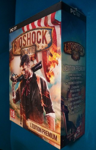 Edition premium BioShock Infinite on LegolasGamer.com (2)
