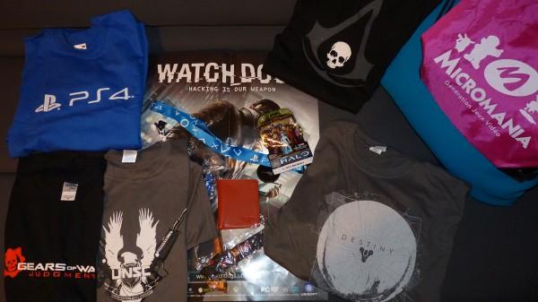 Goodies MGS E3 2013