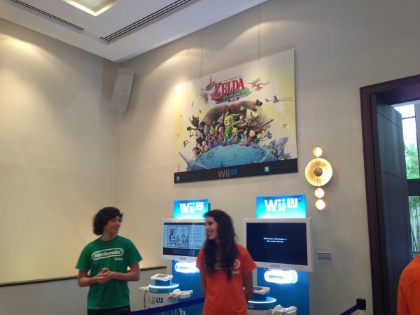 Zelda Winwaker HD Nintendo e3 2013