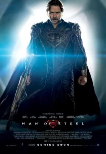 Man Of Steel - Russell Crowe