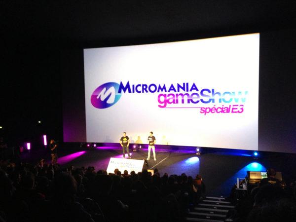 Micromania GameShow Spécial E3 2013 (1)