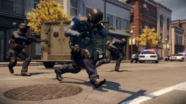 payday2 cops