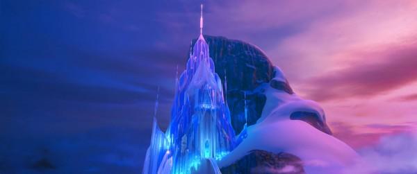 La reine des neiges Glace