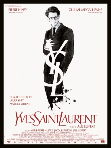 Affiche Yves Saint Laurent