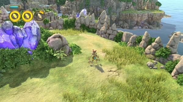 Knack PS4 Legolasgamer.com