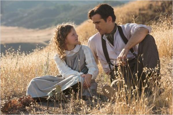 Dans l'Ombre de Mary Colin Farrell