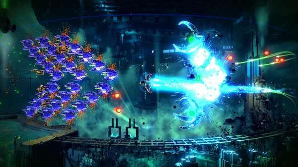 Resogun_formation