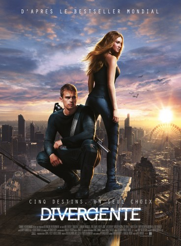 Affiche Divergente