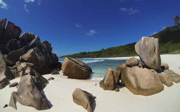 GoPro Seychelles Anse Coco La digue