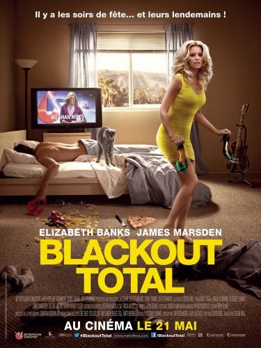 Affiche Blackout total walk of shame