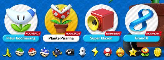 Items MK8