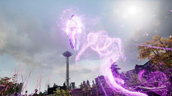 La fameuse Space Needle de Seattle