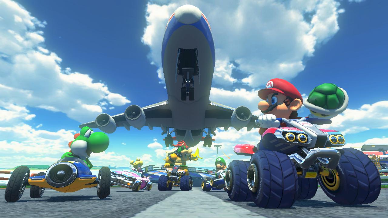 Images de Mario Kart Wii sur Nintendo Wii