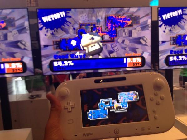 Splatoon Event Post-E3 2014 Nintendo