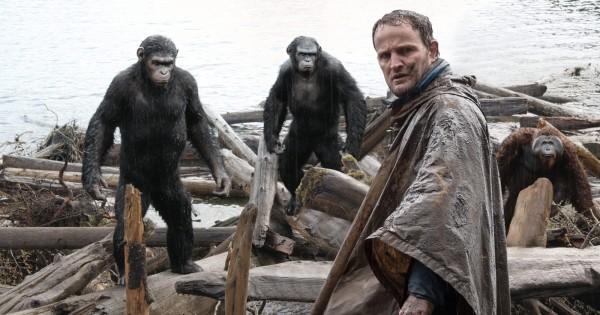 La Planète des singes  l'affrontement (1)