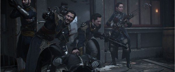 The Order 1886 gamecom