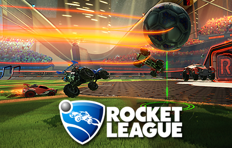 Rocket League-LegolasGamer