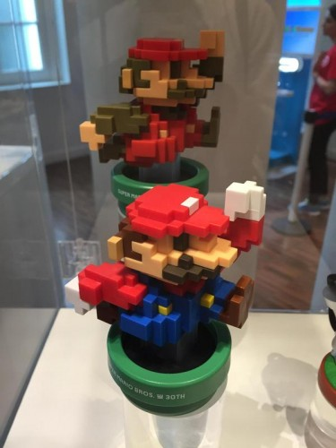 Amiibo Super Mario Maker
