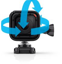 boucle avec joint à rotule GoPro HERO4_Session_GoPro_LegolasGamer.com