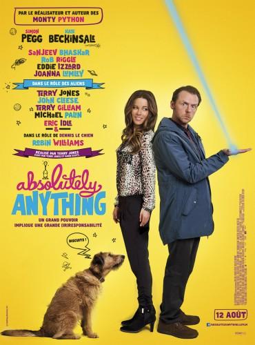 Affiche Absolutely Anything