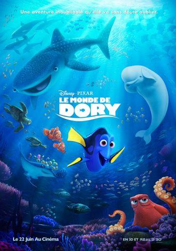 Affiche-Le-monde-de-dory-Pixar