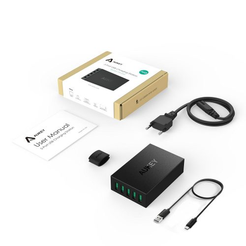 Chargeur-Aukey-5-ports-usb (1)