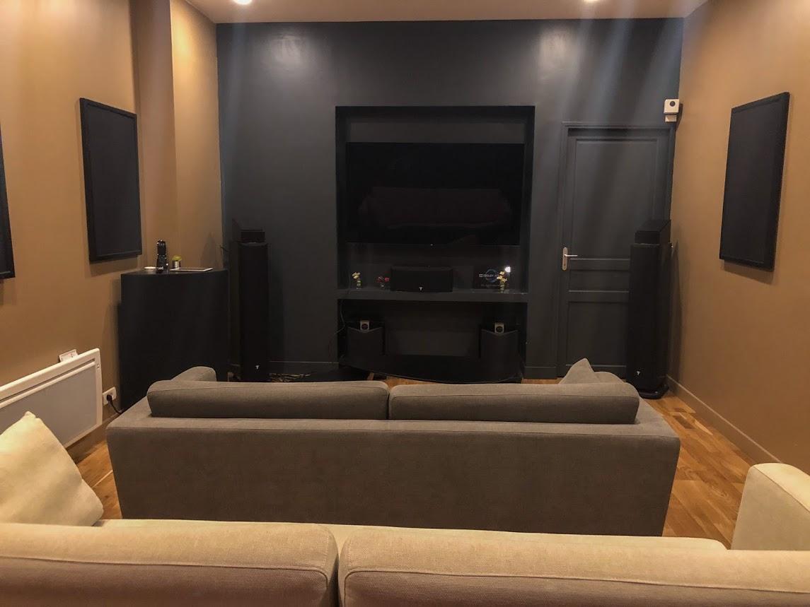J Ai Teste Le Home Cinema Dolby Dolby Vision Atmos